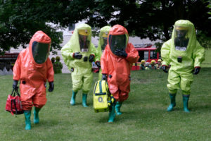 CSW Resilience Team Hazard Advice Industrial Accident